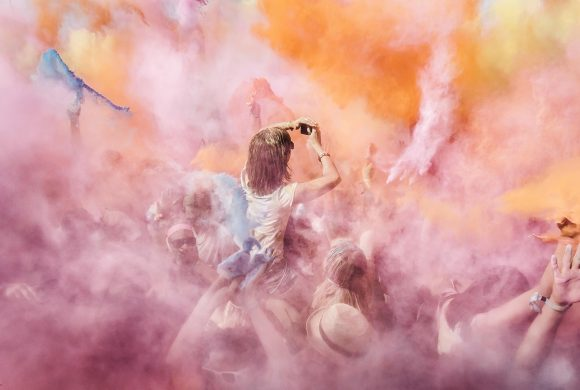 Reportage Holi Colour Festival