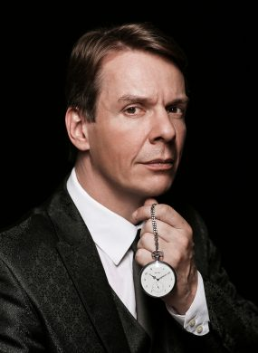 Business Portrait – Jörg Alexander Illusionist
