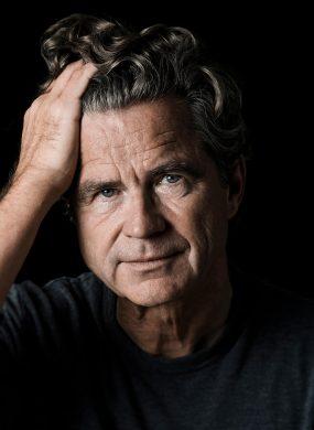 L'Officiel Hommes Magazine Portrait Florian Langenscheidt