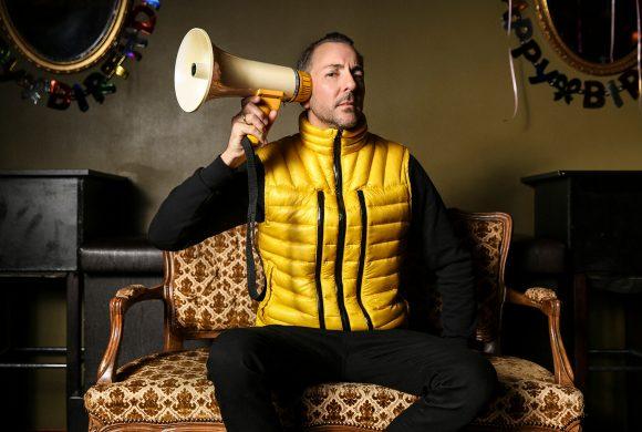 PR Portrait – Claus Casper DJ