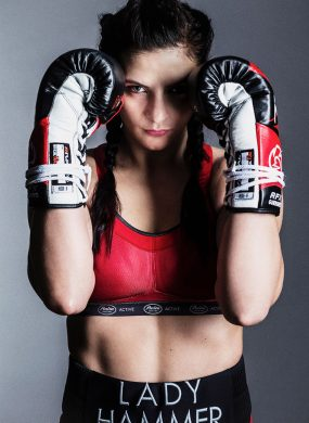 Christina Hammer World Boxing Champion