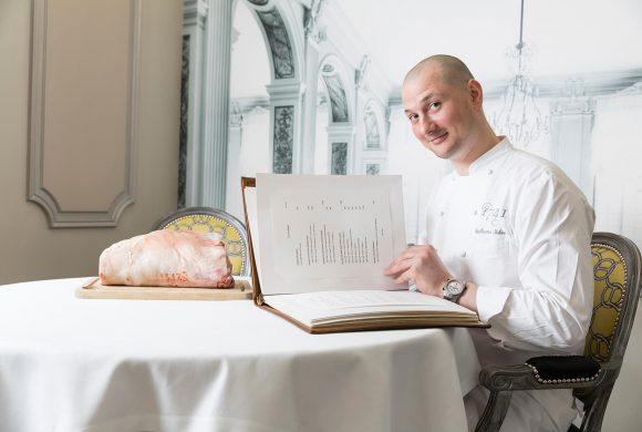 Traveller´s World Magazine – Portrait Guillaume Scheer Sternekoch
