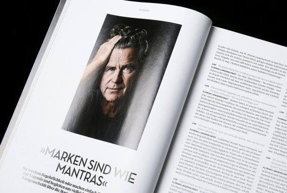 L'officiel hommes magazine