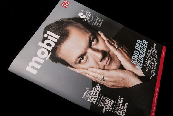 Cover DB Magazin – Charly Hübner