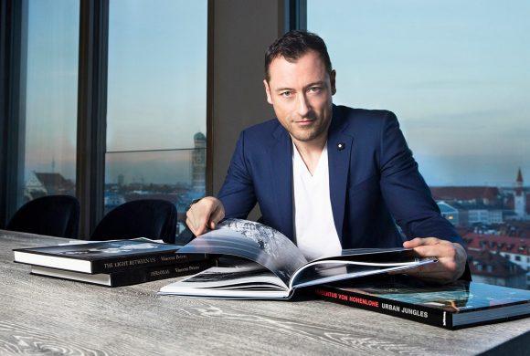 Business Portrait Tom Leitner Bauunternehmung KG
