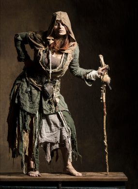 """Svenna"" LARP Charakter (live action role playing)"