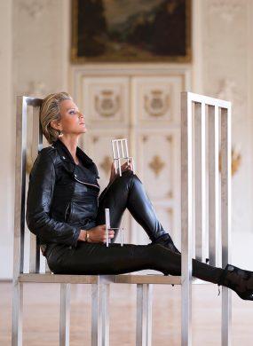 Stephanie Gräfin von Pfuel – Reportage