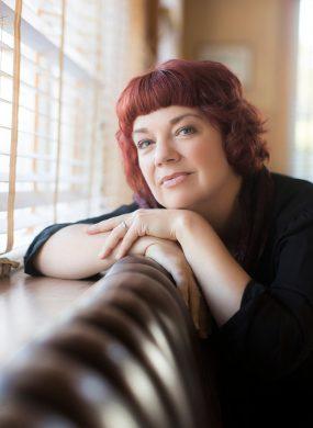 Business Portrait – Autorin Veronika Rusch