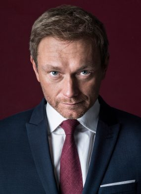 Business Portrait Christian Lindner