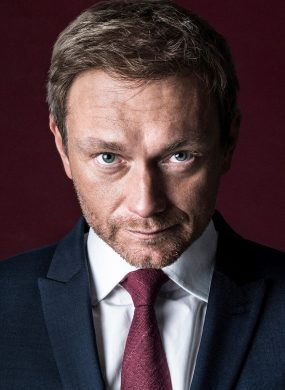 Portrait Christian Lindner