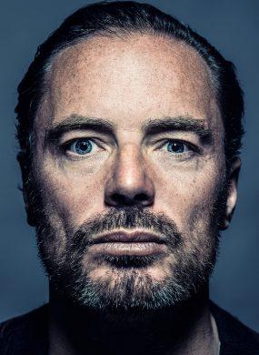 Schauspieler Portrait John Friedmann