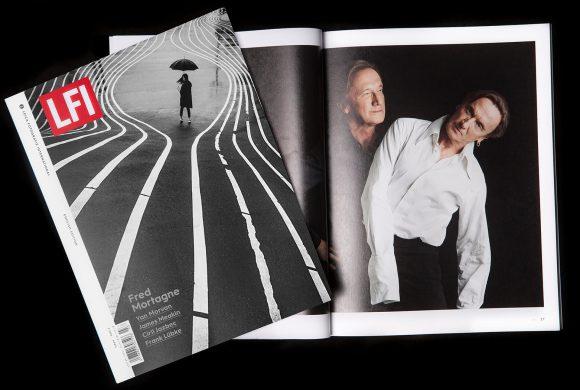 Leica LFI Magazin