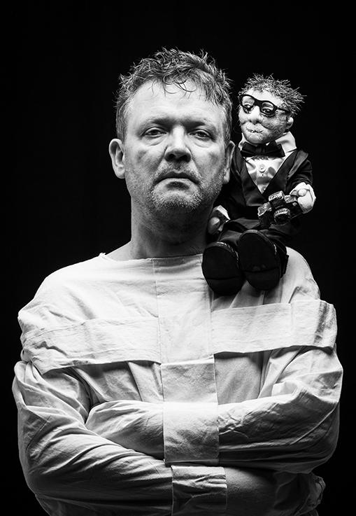 Celebrity Portrait Justus von Dohnnayi